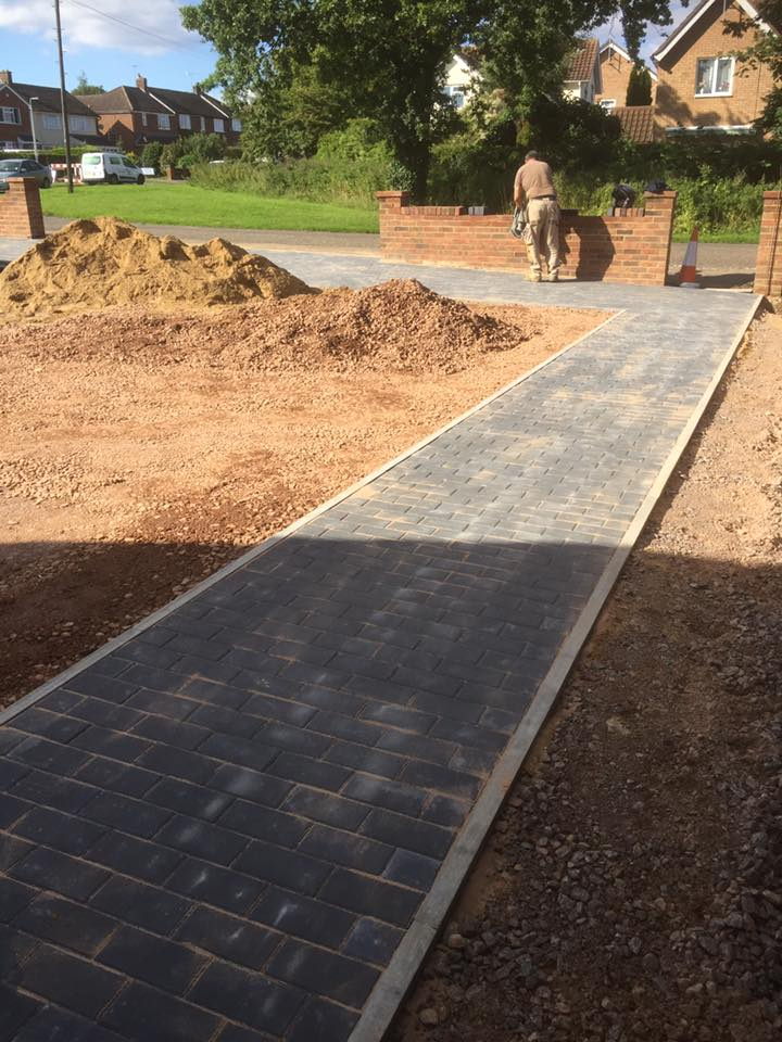 Block Paving Bedford